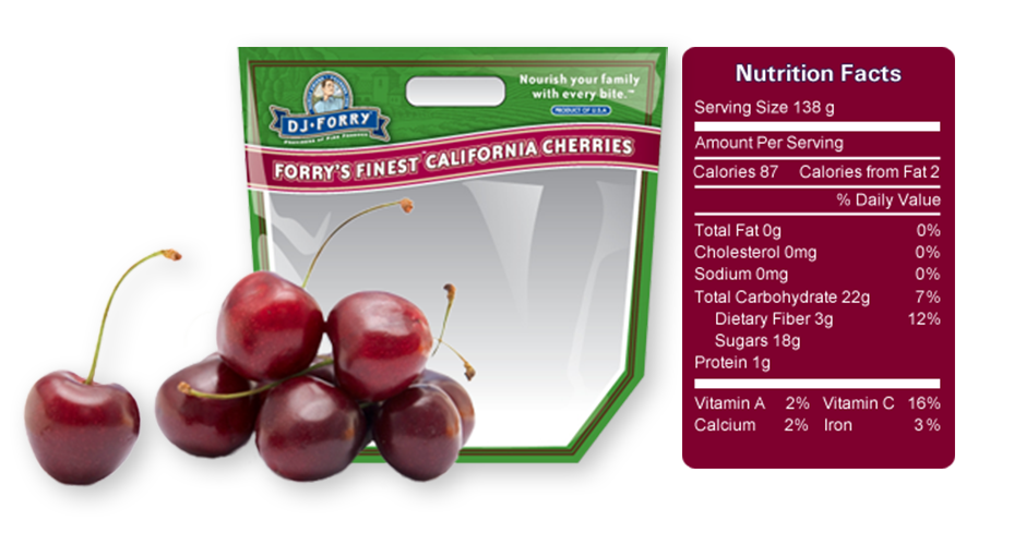 DJ Forry cherries image