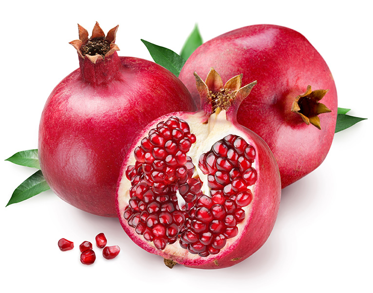 DJ Forry pomegranate image