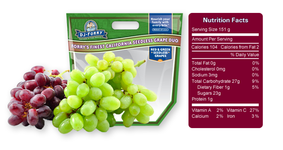 DJ Forry grapes image