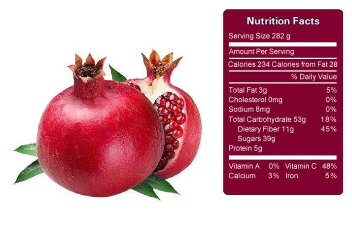 DJ Forry pomegranates image